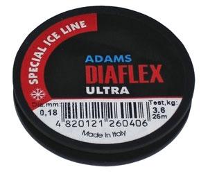 Леска зимняя Diaflex Ultra Strong 25