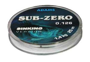 Леска Sub-Zero 25