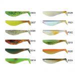 Мягкая наживка Twister&Ripper M04-70 варианты цветов