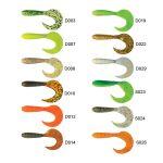 Мягкая наживка Twister&Ripper M35-85 варианты цветов
