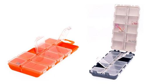 Коробки 2420 и 2310 с ячейками