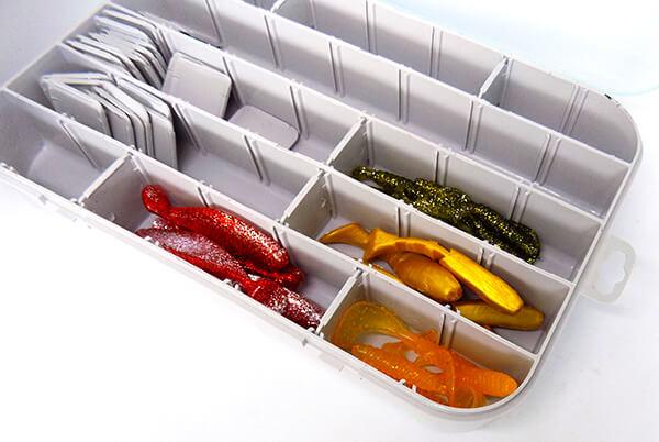 Хранение силиконовых приманок, как хранить силикон