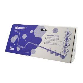Ледобур iDabur (Айдабур) Твин, картонная упаковка