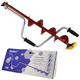 Ледобур iDabur (Айдабур) Стандарт кованые ножи