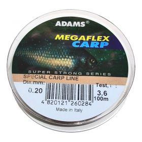 Леска Megaflex Carp Super Strong 100